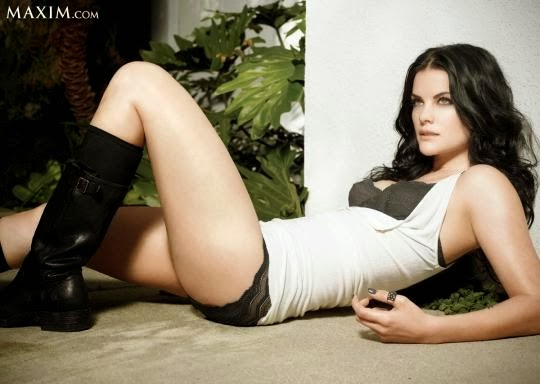 Jaimie Alexander – Maxim Australia Magazine (March 2014)