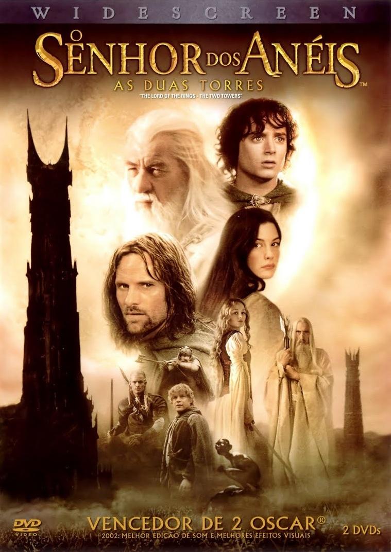 O Senhor dos Anéis 2: As Duas Torres – Dublado (2002)