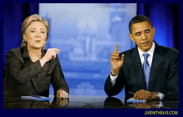 2008 debate Hillary Clinton Barack Obama jiveinthe145.com