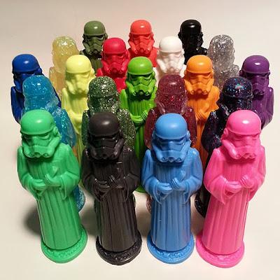 Graduate Trooper Star Wars Bootleg Resin Figure by Random Skull Productions