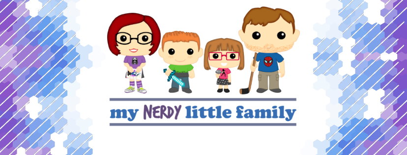 My Nerdy Little Family