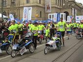 Appunti di viaggio. I colori. Prague Half Marathon