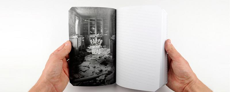 Zuadernos, para los que escriben con la mano del demonio