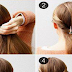 Easy Five Minutes Updo Hairstyle Tutorial For Busy Morning