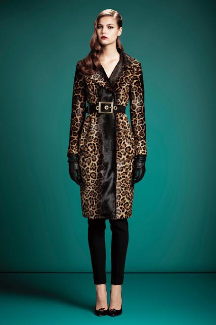 Gucci Pre-Fall 2013 Femme Fatale