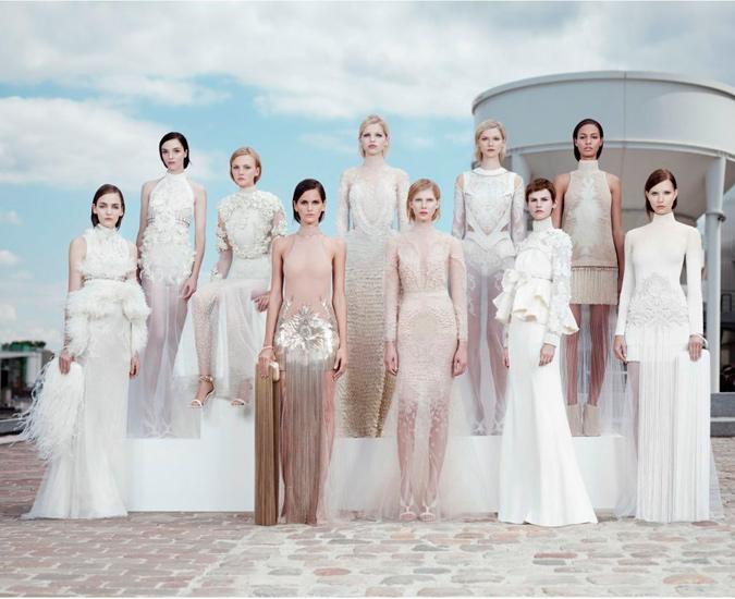 Givenchy, alta costura otoño-invierno 2011/12