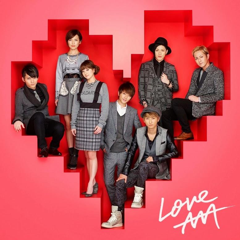 AAA LOVE 歌詞 lyrics cover