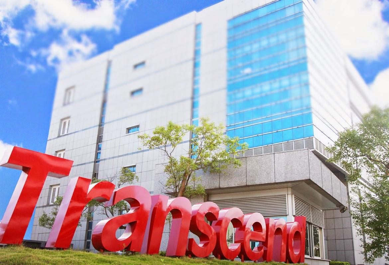 Thông tin công ty thẻ nhớ Transcend Đài Loan