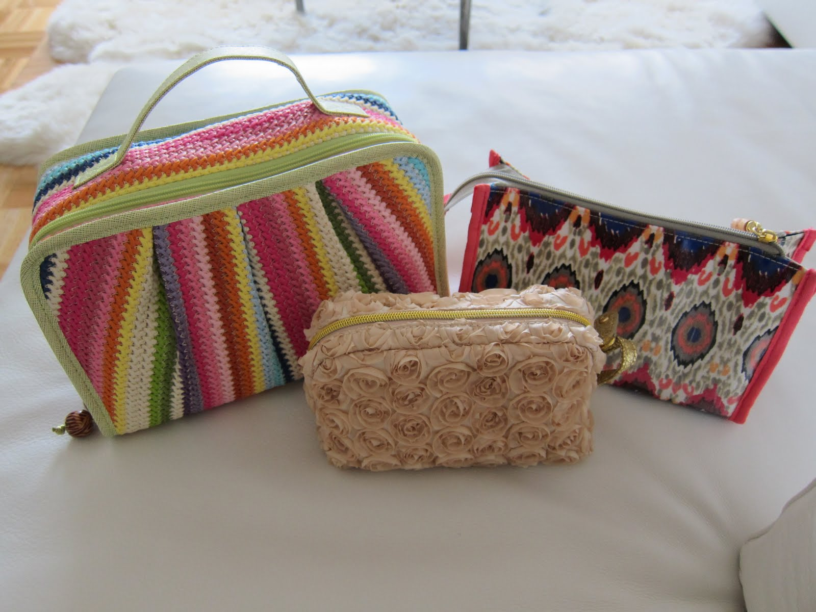Stephanie Johnson Cosmetic Cases!   Lindsi In The Fast Lane