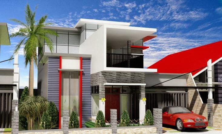 desain atap rumah minimalis modern terbaru 2015