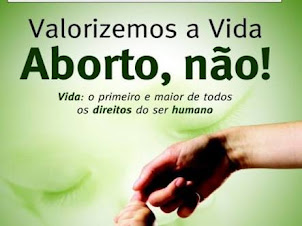 ABORTO, NÃO!