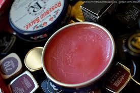 rosy gloss,homemade gloss