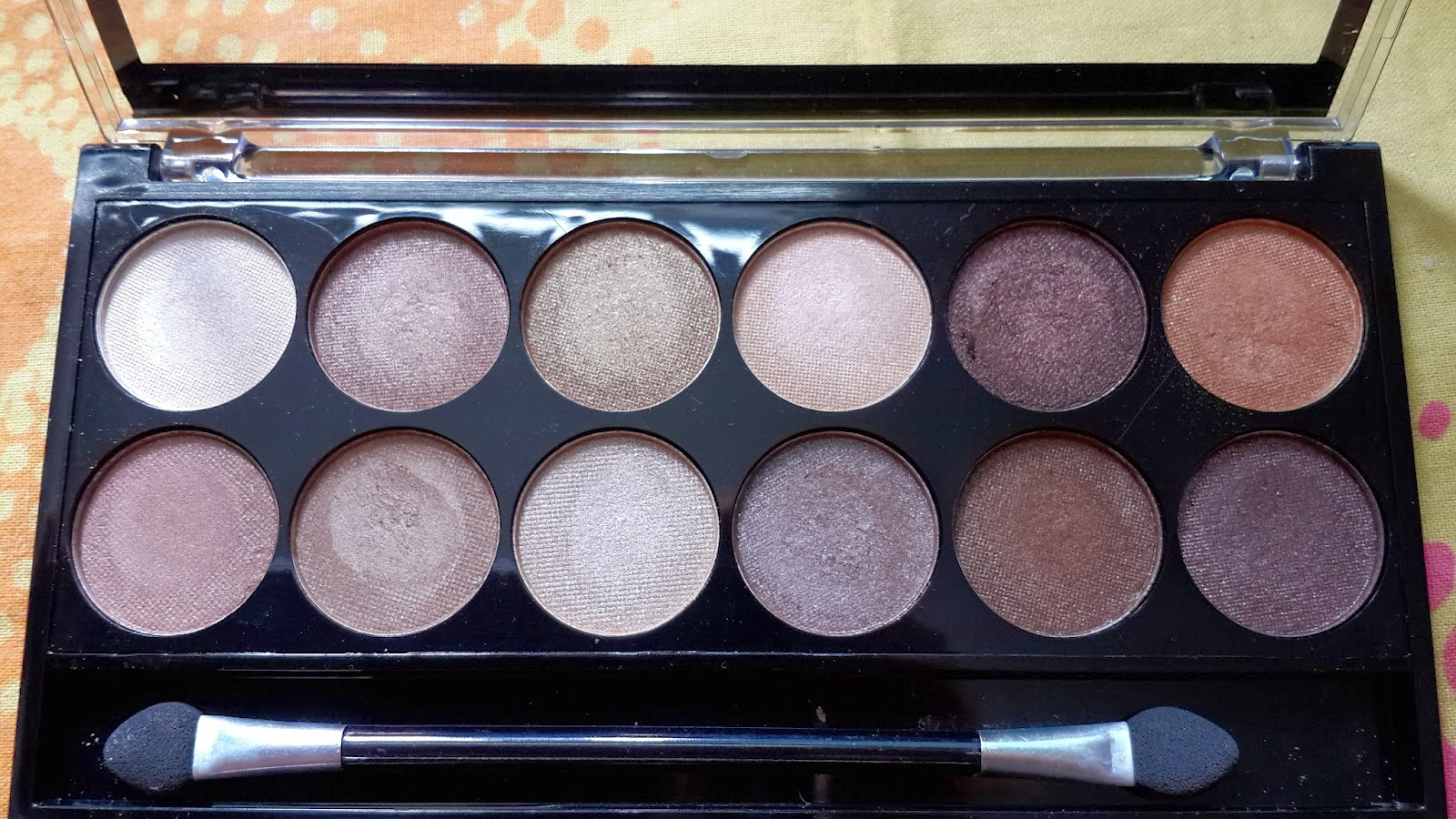 Makeup Academy London Heaven & Earth Palette