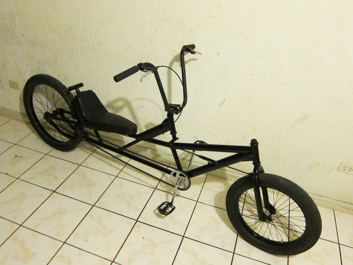 AtomicZombie Bikes, Trikes, Recumbents, Choppers, Ebikes, Velos and ...