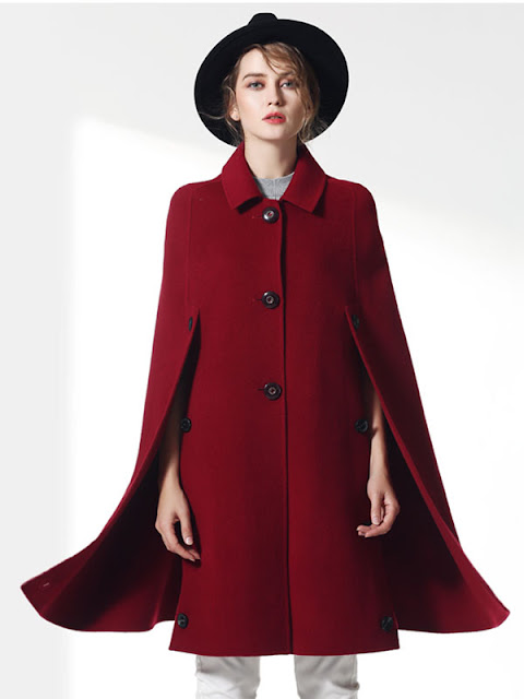 Điểm danh 5 mẫu áo khoác cá tính nữ