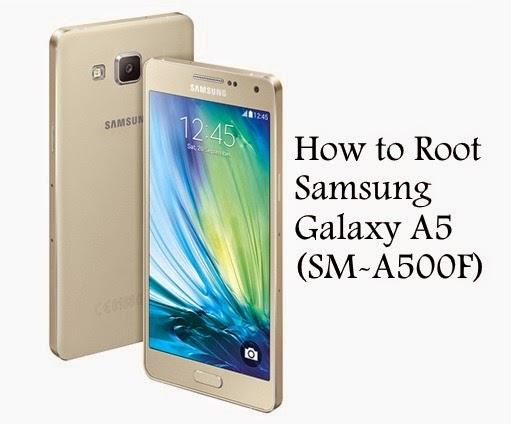 root samsung galaxy a5 sm-a500f