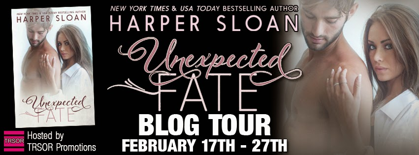 Blog Tour: Unexpected Fate by Harper Sloan