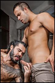 Jessy Ares y Luke Adams