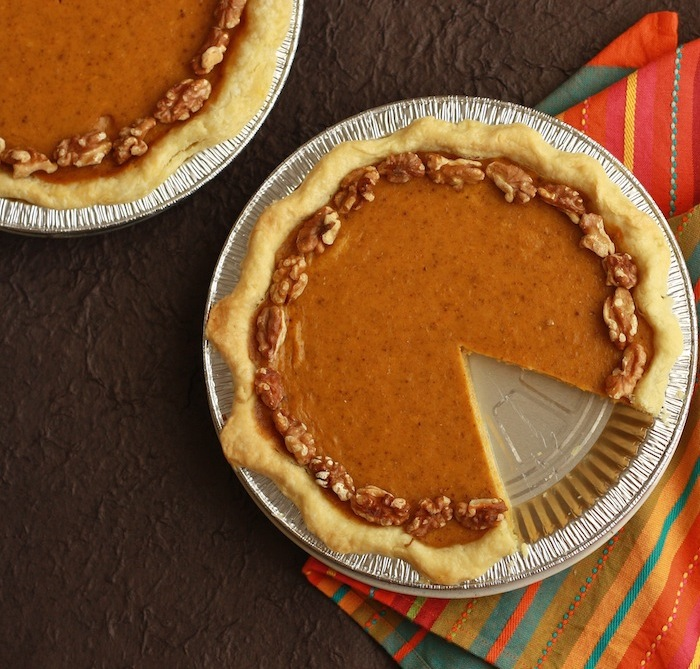 Pumpkin Pie recipe by SeasonWithSpice.com