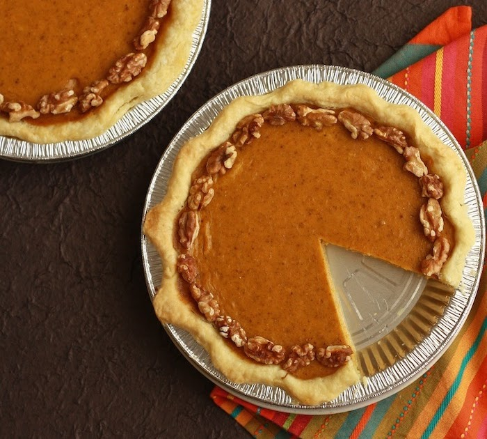 brazil nut or walnut pumpkin pie transcending language