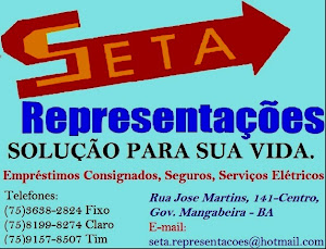 SETA REPRESENTAES