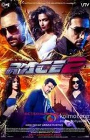Race 2 (2013) Online Latino