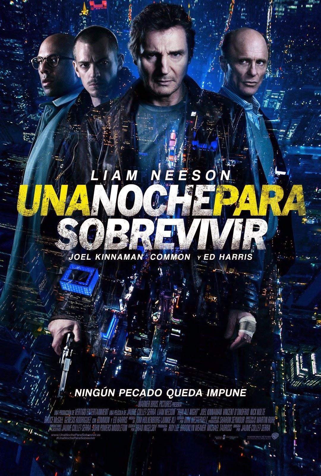 Una noche para sobrevivir (2015) Online