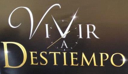 Telenovelas y Estrellas: Logo de Vivir a destiempo