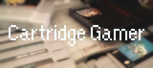 Cartridge Gamer