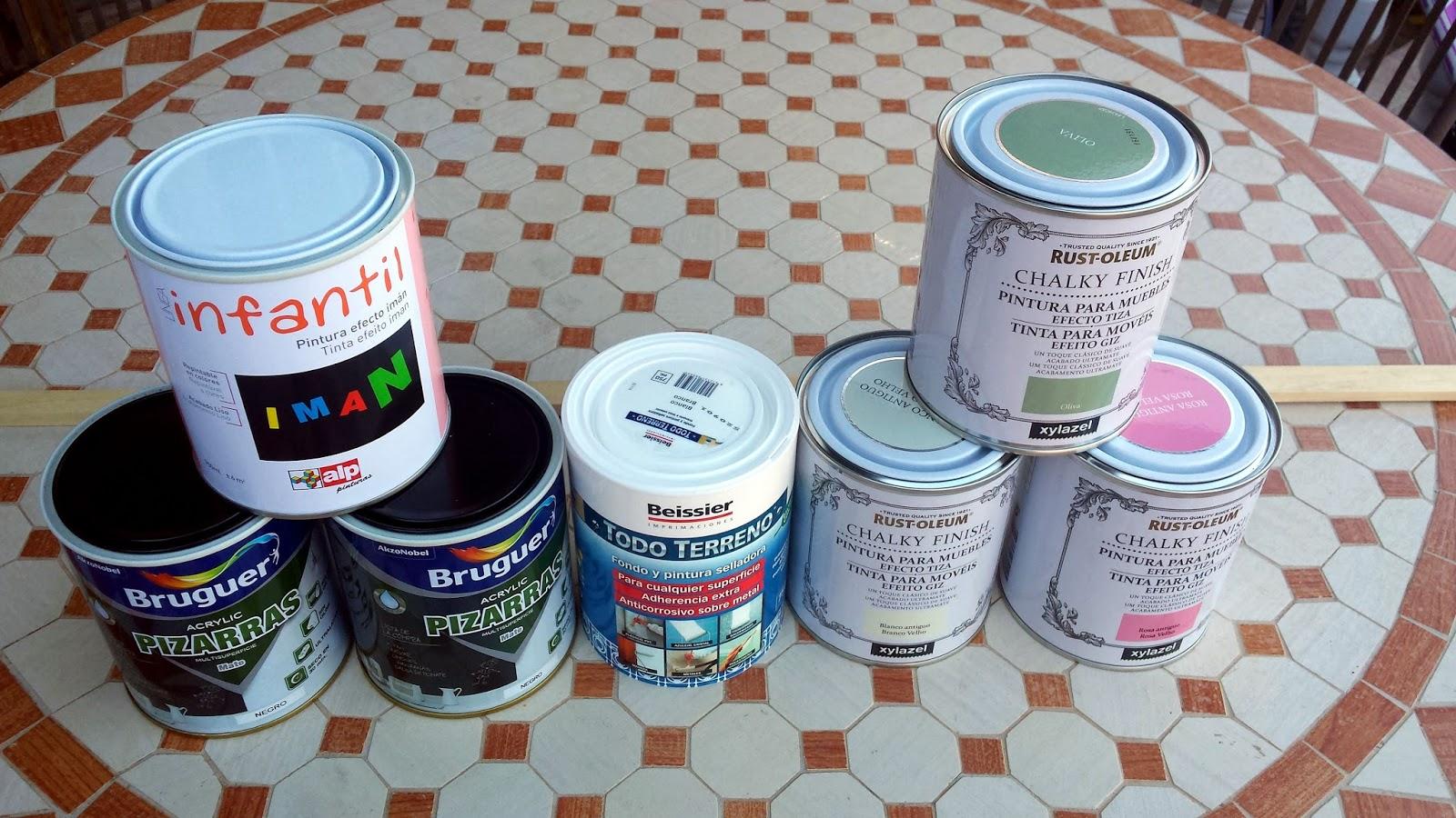 Encaramada al cielo trabajitos de verano parte ii for Pintura para azulejos precio leroy merlin