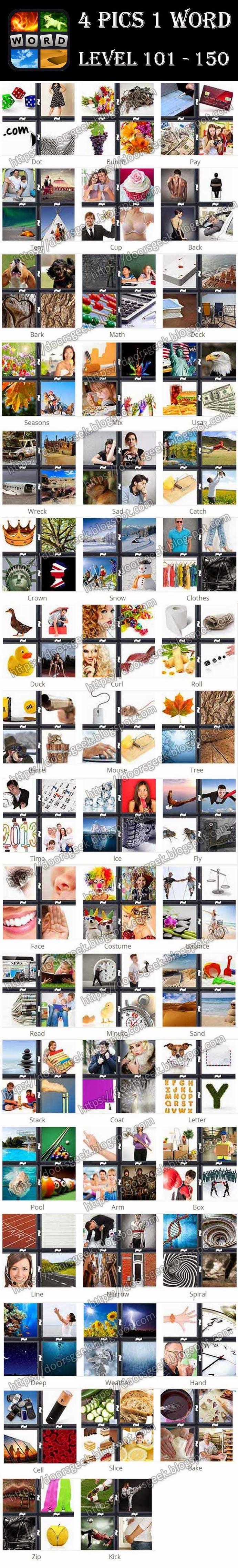 4 pics 1 word level 101 to level 150 doors geek 4 pics 1 word level 101 to level 150 aljukfo Gallery