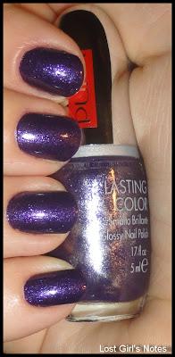pupa nail polish 402 swatches and review