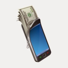 Smartphone Penghasil Uang
