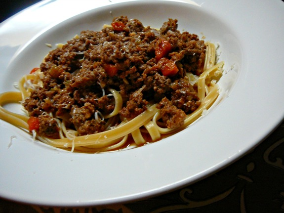 Mostly Food and Crafts: SRC- Ragu alla Bolognese
