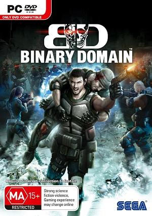 Download Binary Domain FullRip   PC