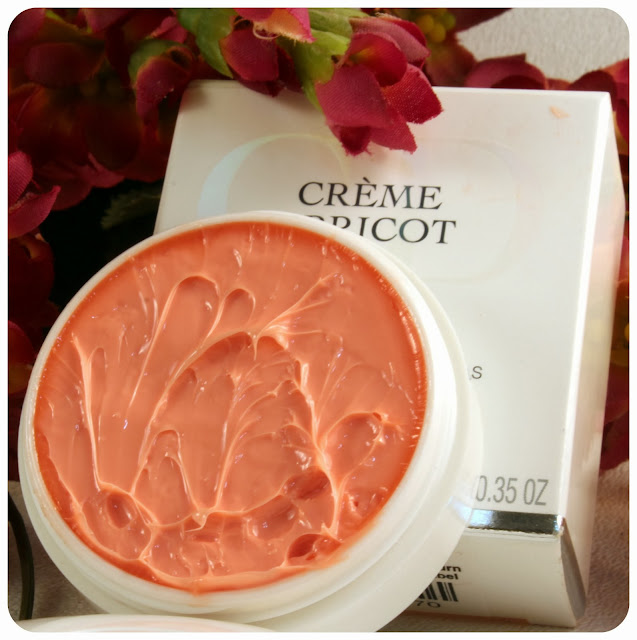 Dior Creme Abricot Fortifying Cream for Nails