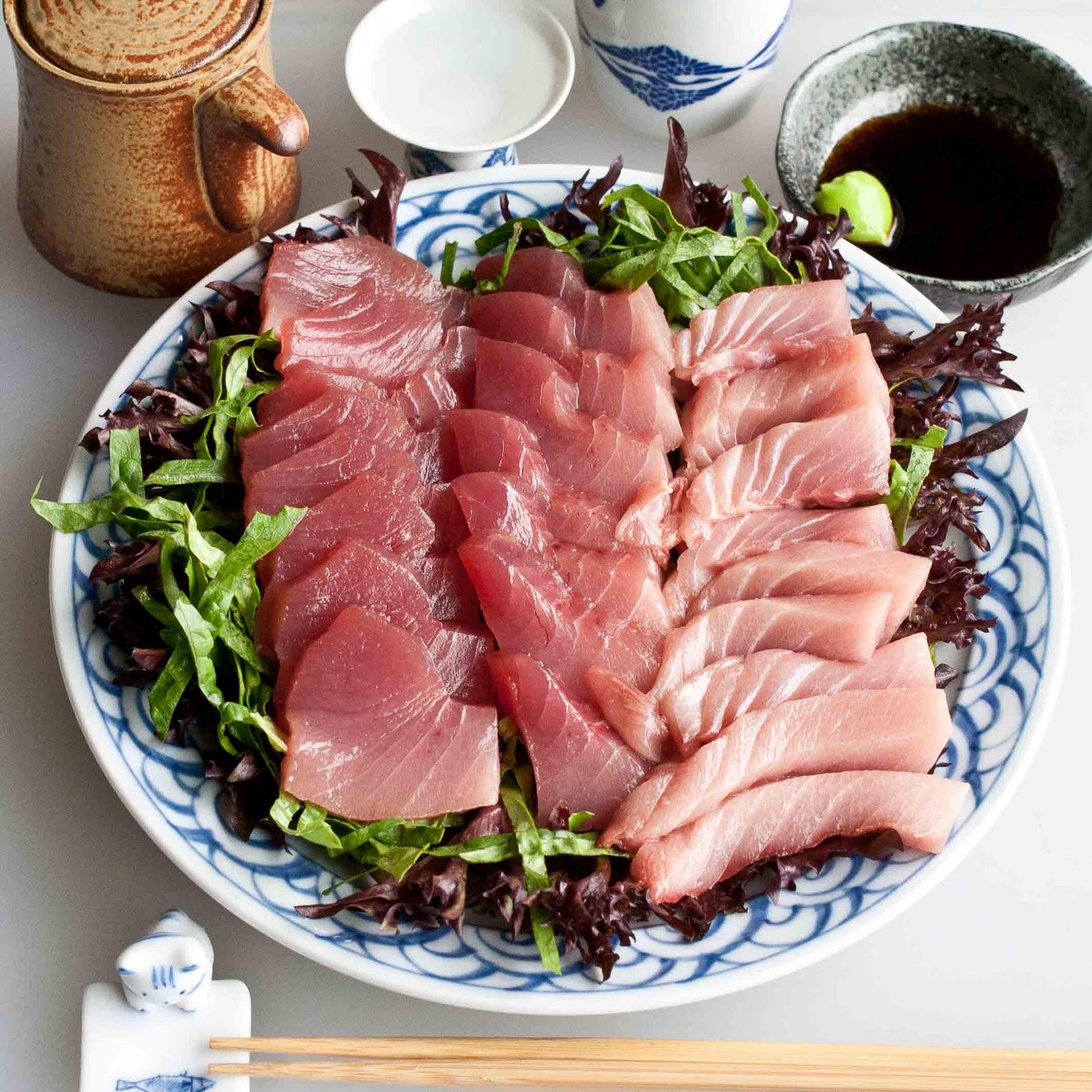 Bluefin tuna sushi - photo#22