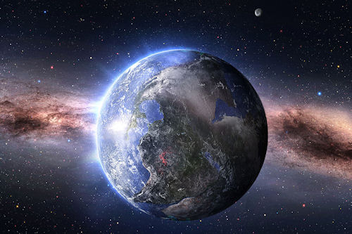 Wallpaper de nuestro planeta - Our planet wallpaper