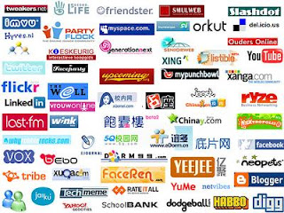 social network caters different characteristics