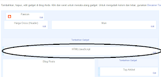 Membuat Menu Horizontal