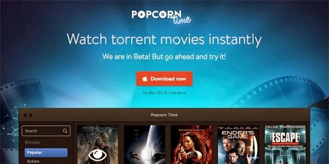 Popcorn Time : le logiciel de streaming qui fait trembler le cinéma américain