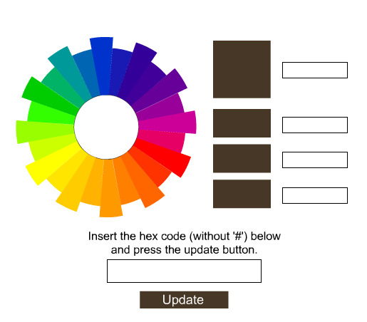 Add Install Hex Color Code Generator Wheel Tool To Blogger Best