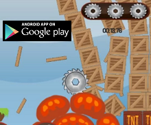 Android Game of the Week - Crazy Cutsaw