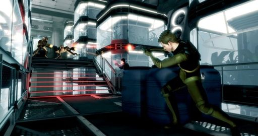 Screen Shot Of Star Trek (2013) Full PC Game Free Download At worldfree4u.com