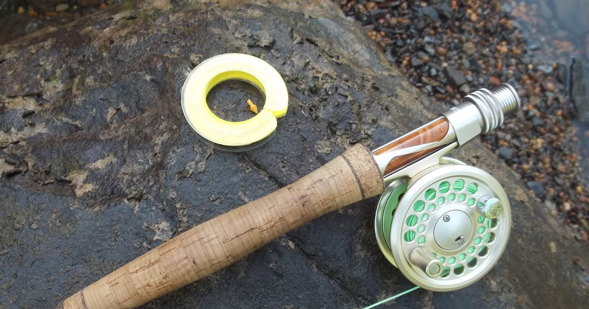 Fishing Through Life Interchanging Fly Line Weights With
