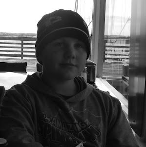 Nathan Hunter 14 years