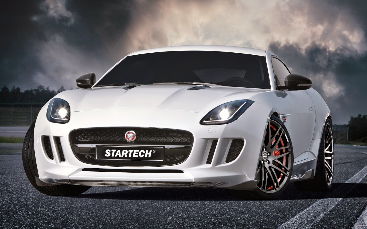 2015 Startech Jaguar F Type Coupe