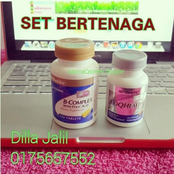 vitamin tambah tenaga