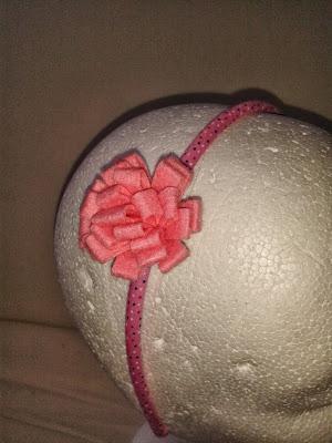 diadema para niñas baratas, diademas para niñas de fieltro, flores de fieltro, flores rosas de fieltro