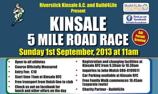 Kinsale 10 mile